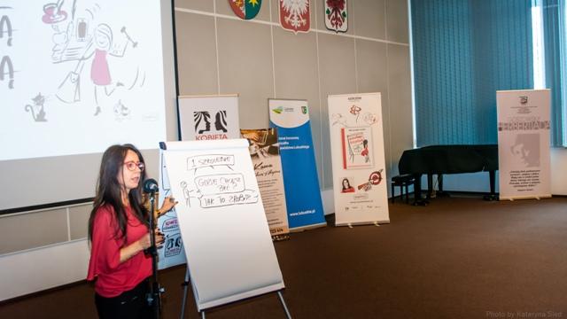 Konferencja Kobieta Biznes Rozwój 6