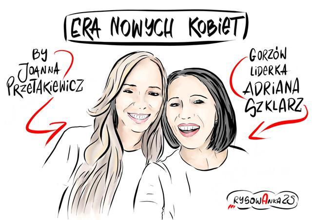 Era Nowych Kobiet by Joanna Przetakiewicz 8