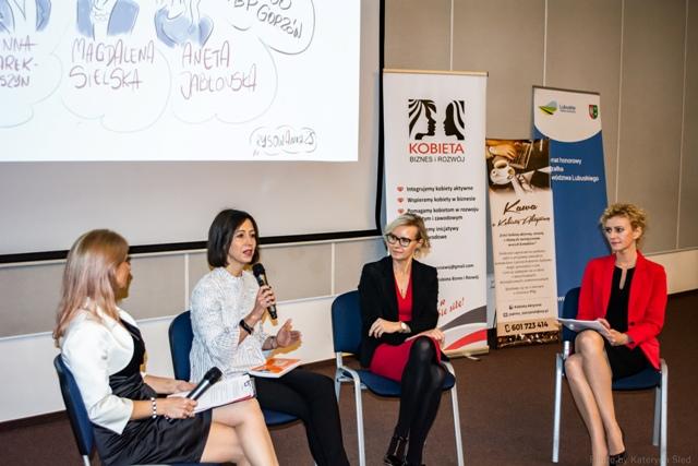 Konferencja Kobieta Biznes Rozwój 16