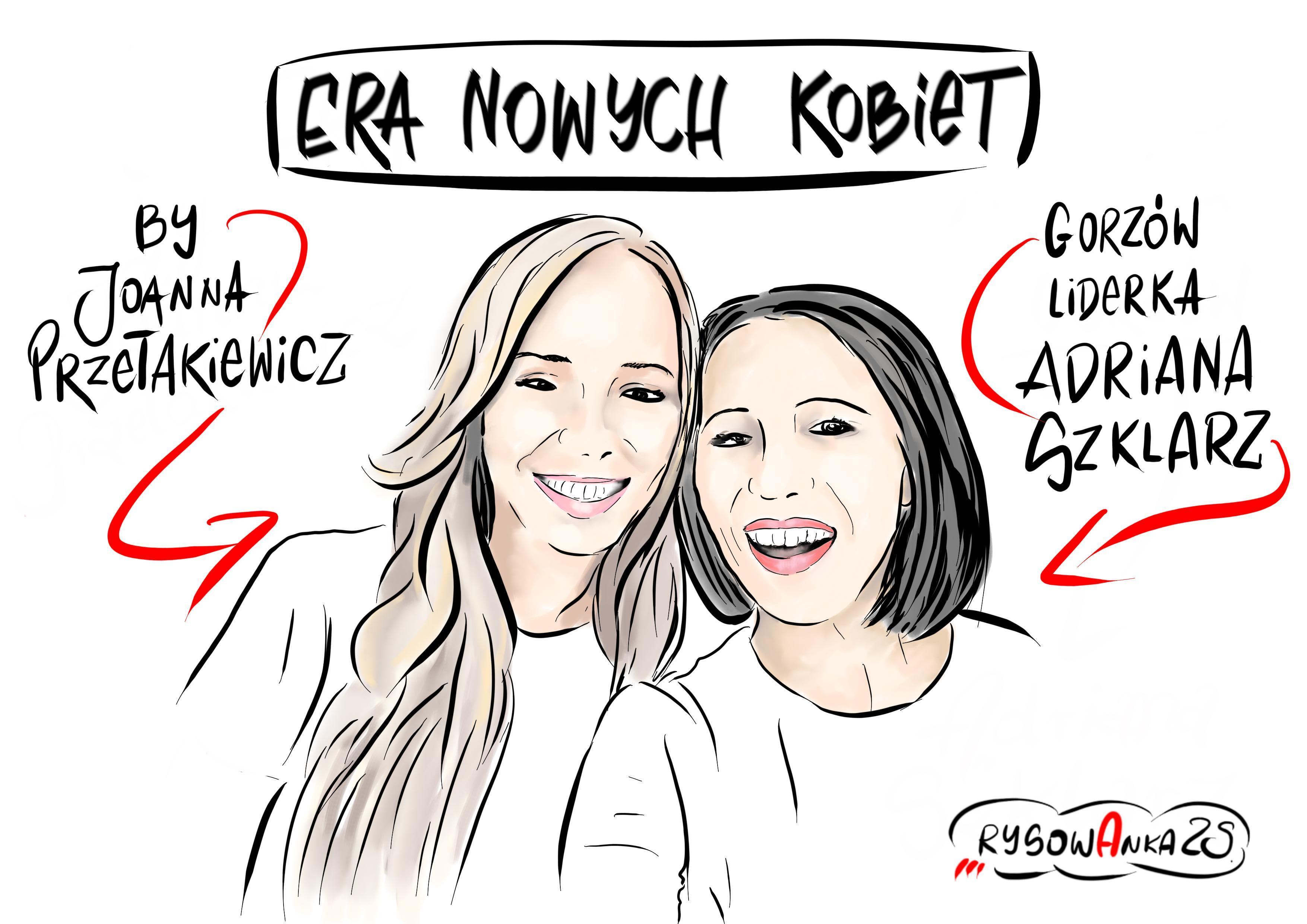 Era Nowych Kobiet by Joanna Przetakiewicz