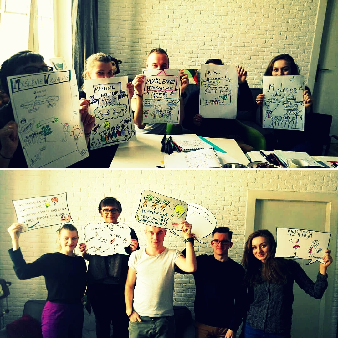 Zespół Life Architect myśli wizualnie! 3