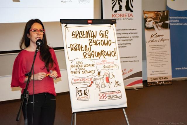 Konferencja Kobieta Biznes Rozwój 8